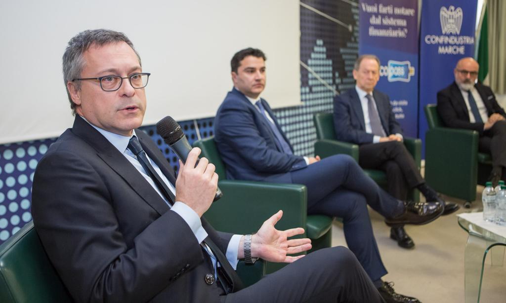 Carlo Bonomi, Diego Mingarelli, Franco Di Colli, Maurizio Paradisi